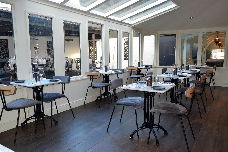 Parisian Terrace