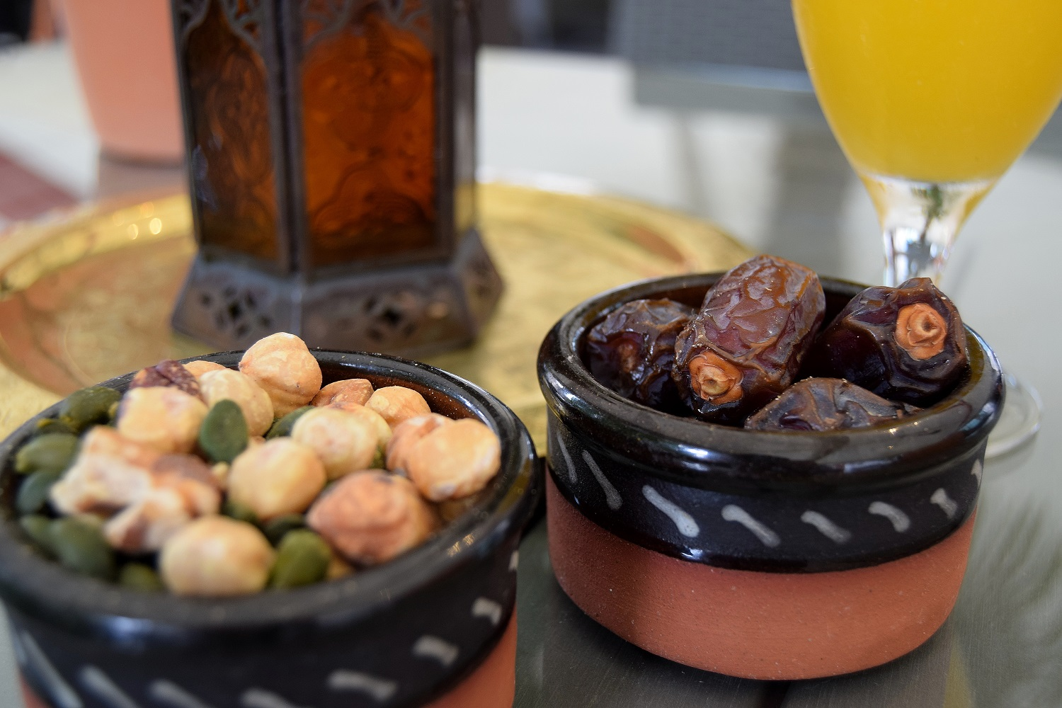 Dates and Nuts