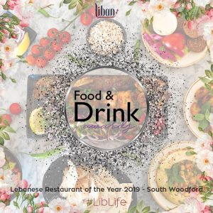 Liban Food and Drink Award